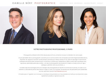 Isabelle Néry Photographie