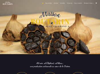 Maison Boutarin Homepage